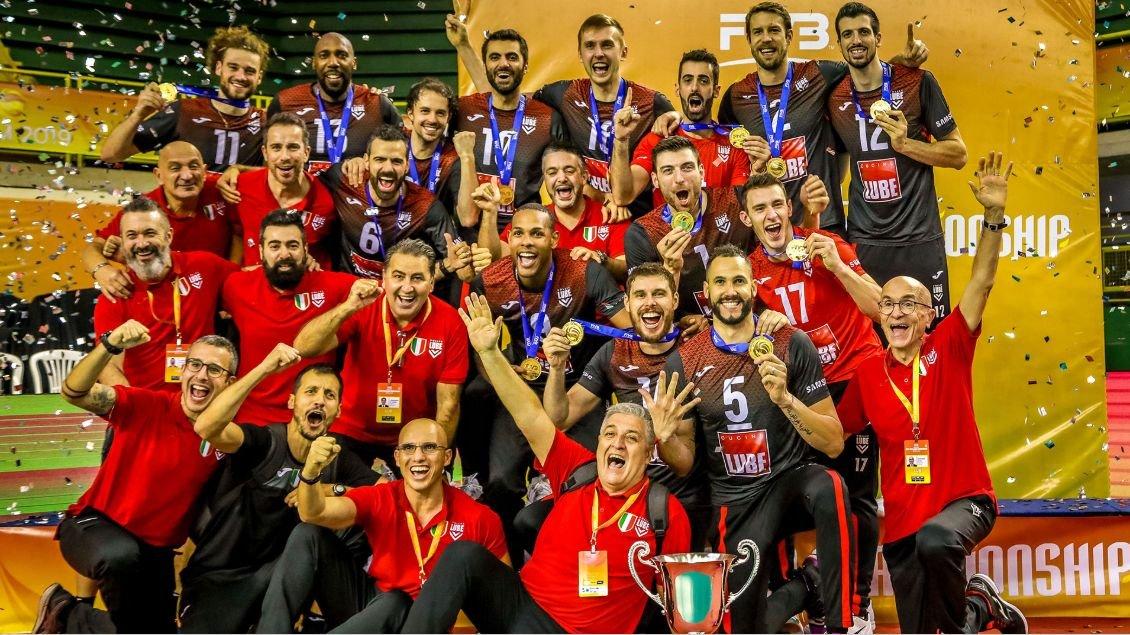 Volley, ottimi ascolti su Sky Sport per trionfi Mondiali Civitanova e Conegliano
