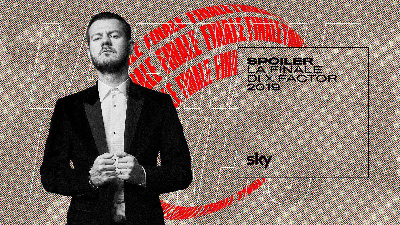 X Factor 2019 - La Finale, diretta Sky Uno e Now TV (anche in chiaro su TV8)