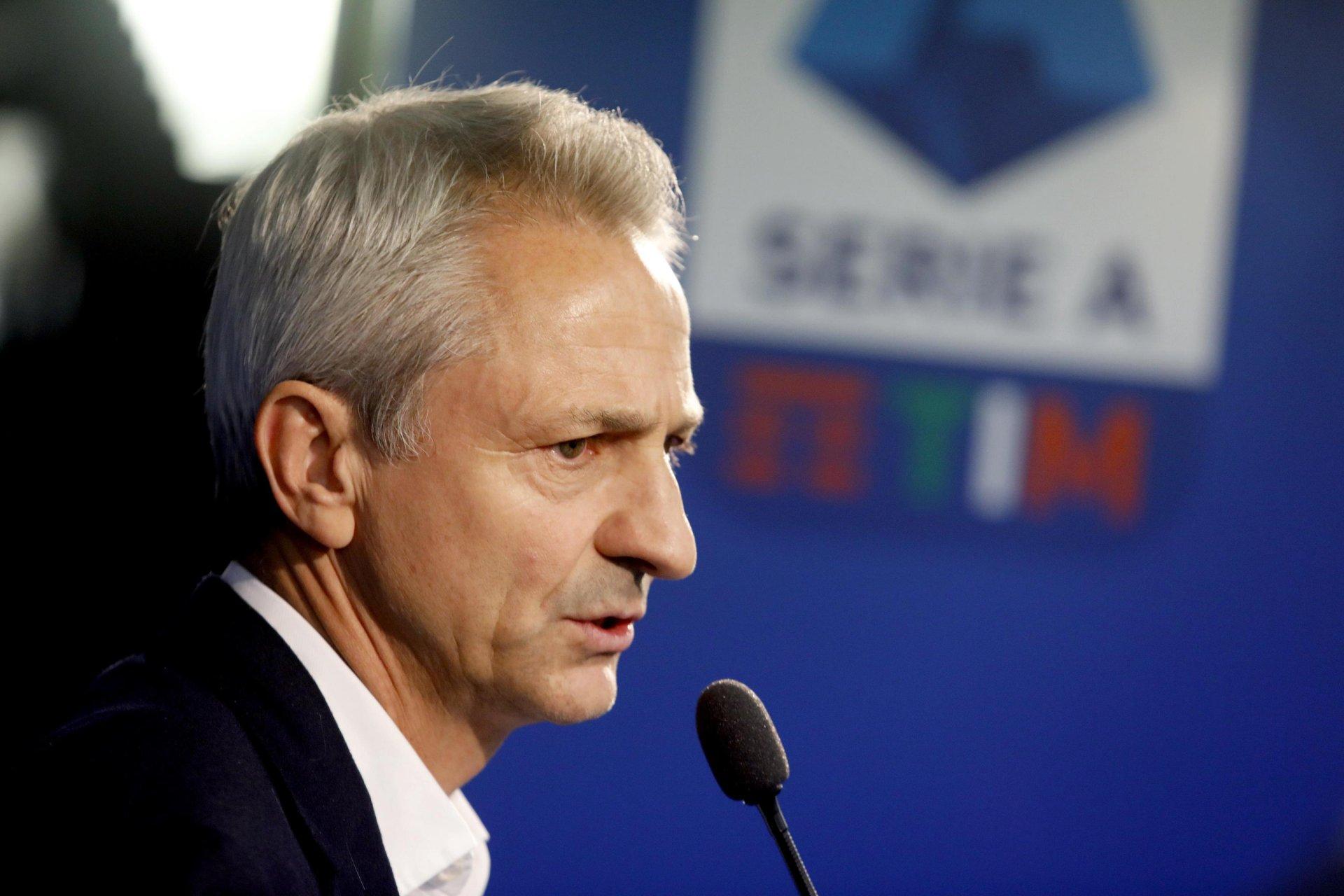 Serie A, Dal Pino: «Diritti tv in 6 mesi. Dialogo con Sky, D