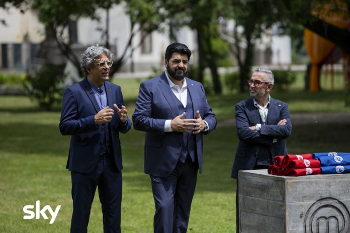 MasterChef Italia, stasera su Sky Uno protagonista manualità