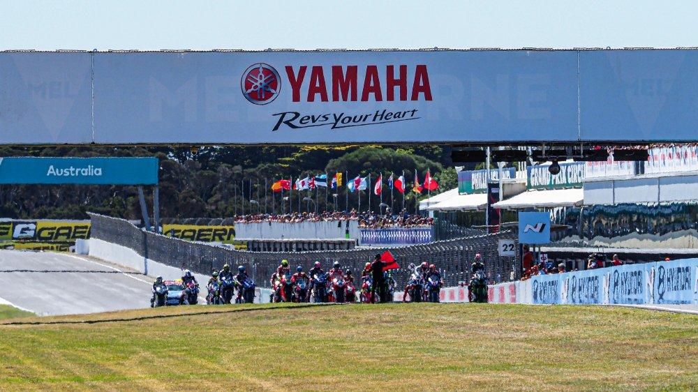 Sky Sport MotoGP e TV8, Diretta SuperBike Round Australia (2