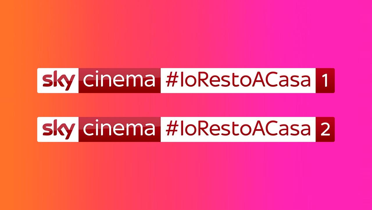 Sky Cinema #IoRestoACasa, due nuovi canali per tutti senza c
