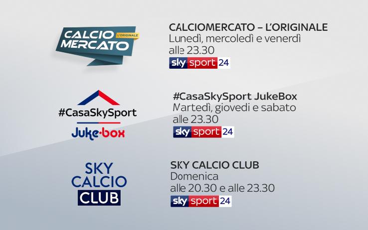 Sky Sport Classics, una serie di giornate dedicate al meglio