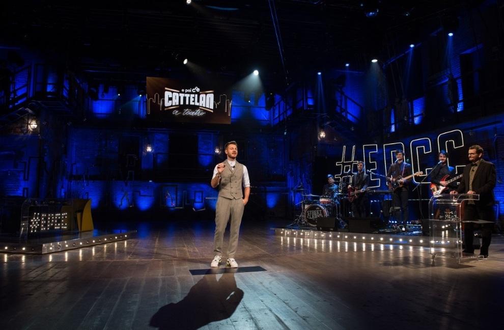 EPCC Live, torna in diretta su Sky Uno il late show con Ales