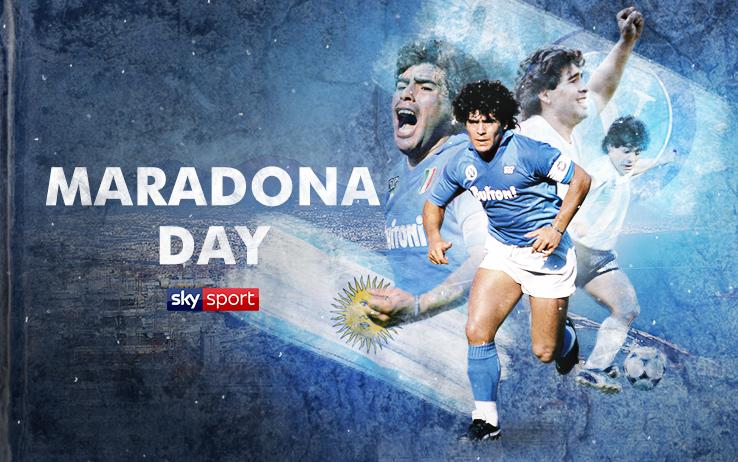 AD10S Diego: il mondo piange Maradona