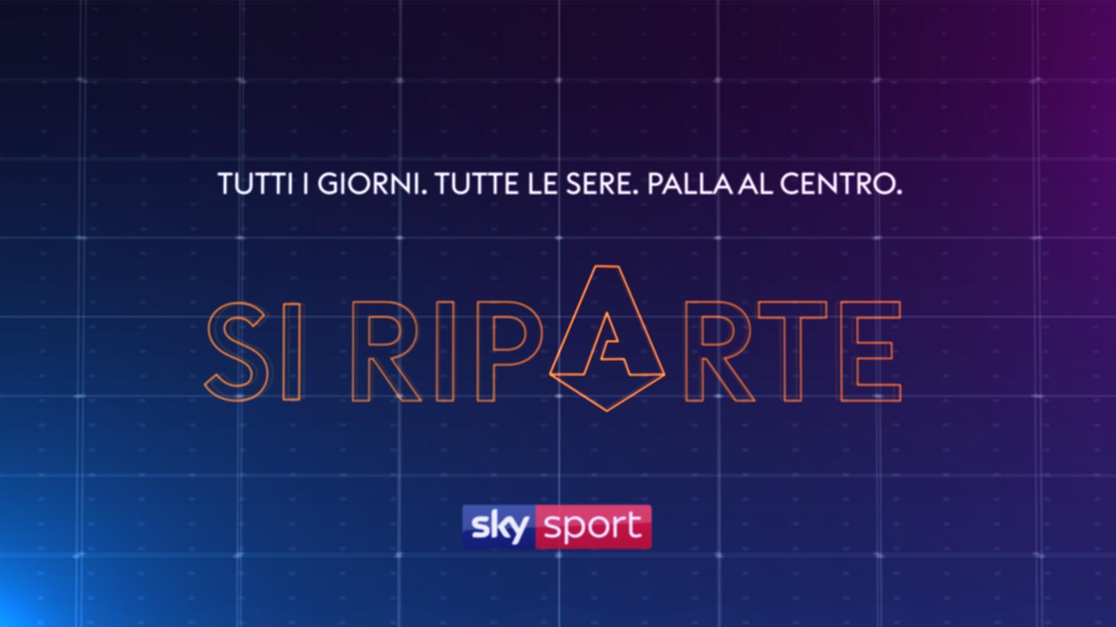 Sky Sport, Serie A 32 Giornata, Diretta Esclusiva, Palinsest
