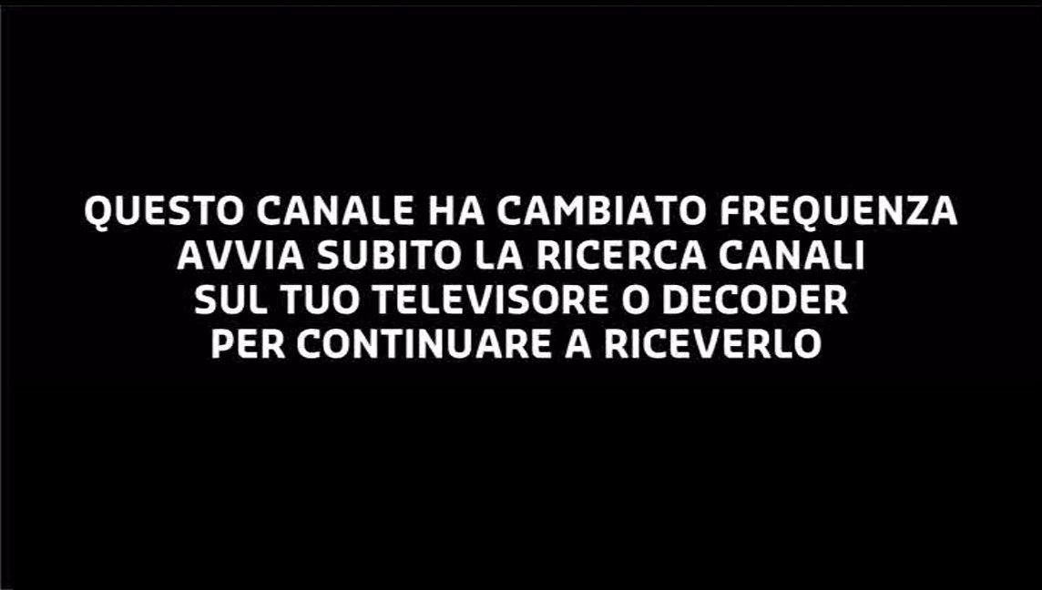 Riorganizzazione mux Mediaset 1 Ottobre 2020, spostamento canali Sky DTT