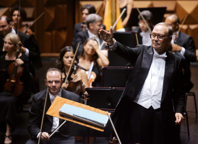 Addio Maestro Ennio Morricone, compose musica per oltre 500