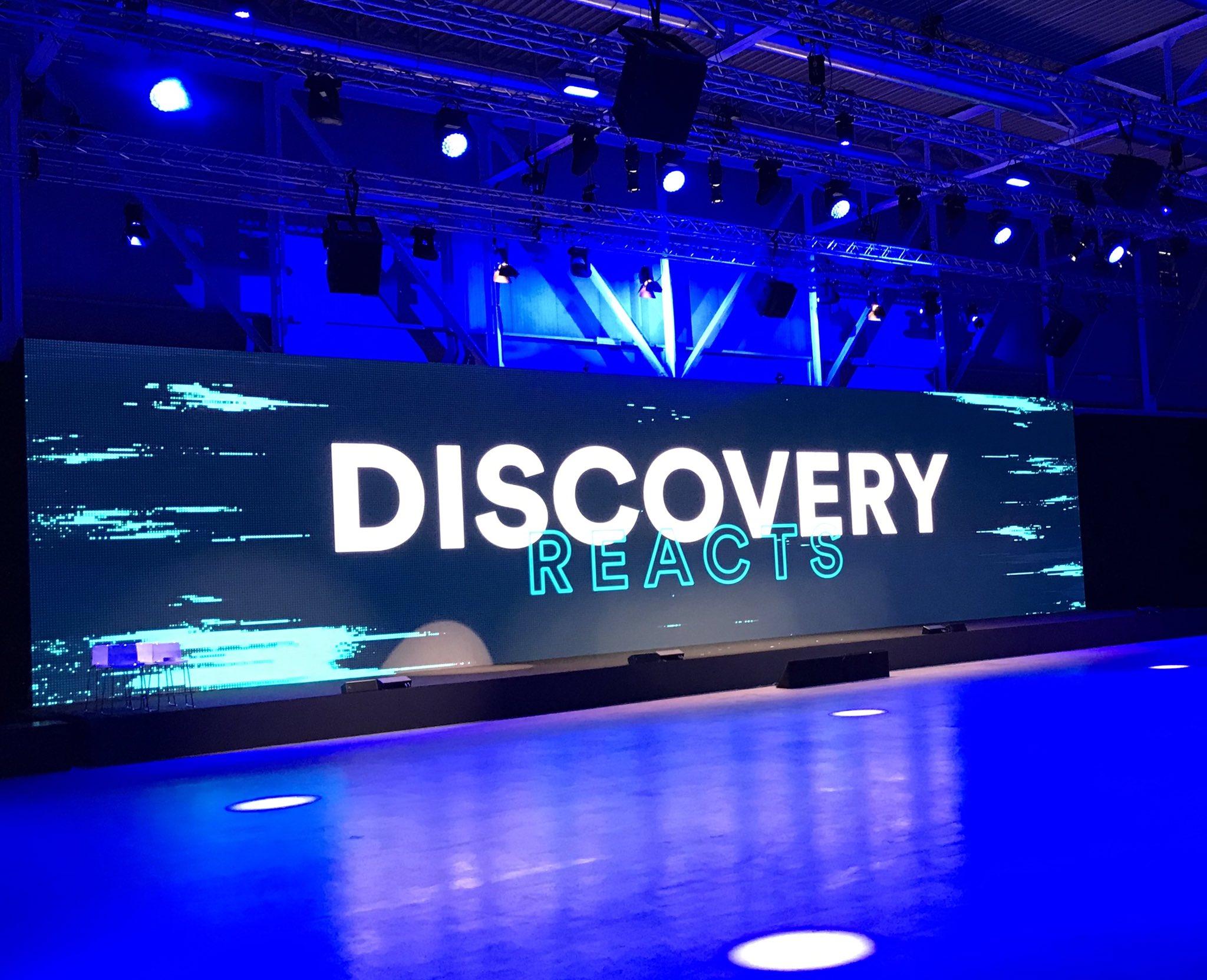Discovery Reacts, la nuova stagione tv 2020 - 2021 ricca e avvincente