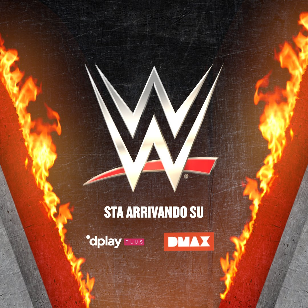 WWE RAW, Smackdown e NXT in italiano su DMAX con Franchini e