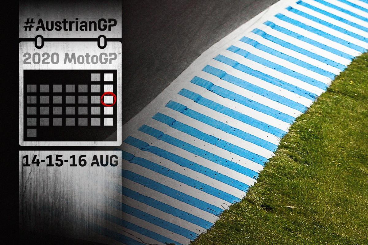 Sky Sport MotoGP, Diretta Gp Austria (13   16 Agosto 2020). Differita TV8