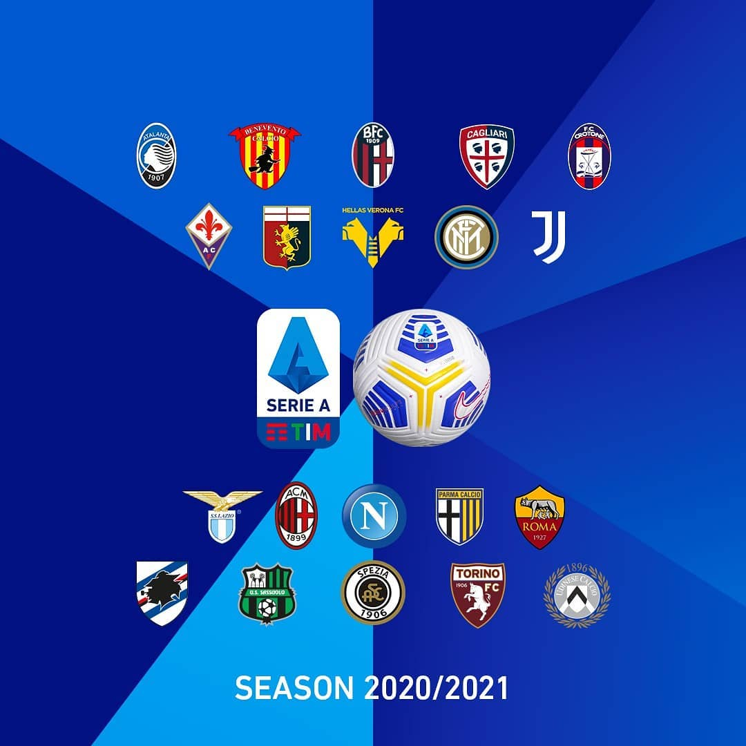 DIRETTA ore 12   Calendario Serie A TIM 2020   2021   Digital News