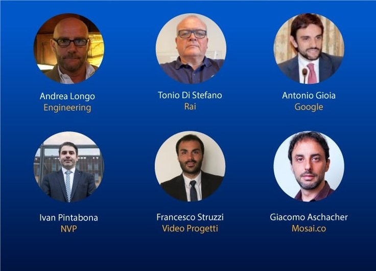 LIVE | Media Industry Innovation Tech Talk. Diretta streaming Digital News.it