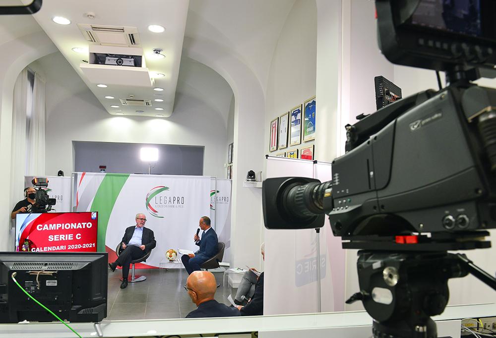 Serie C, a Rai Sport la diretta in chiaro stagioni 2020/2021 e