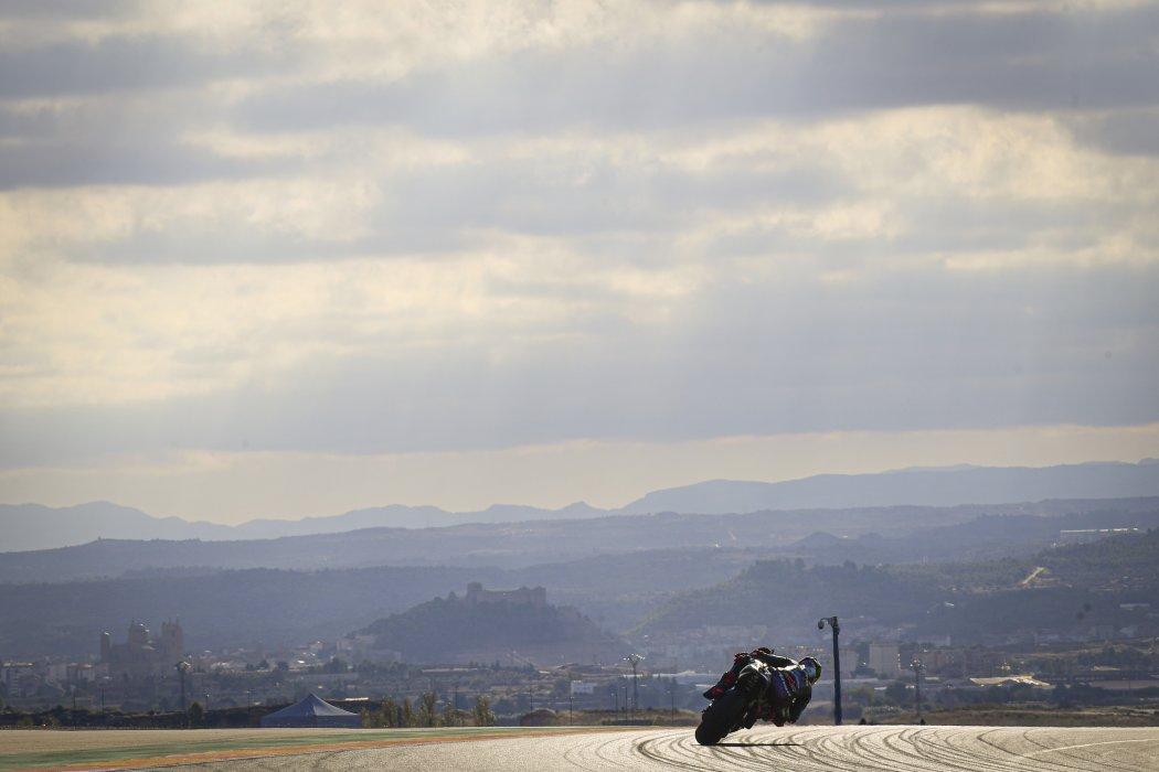 MotoGP GP Aragon |  Dovizioso |  ' In gara abbiamo salvato il salvabile'