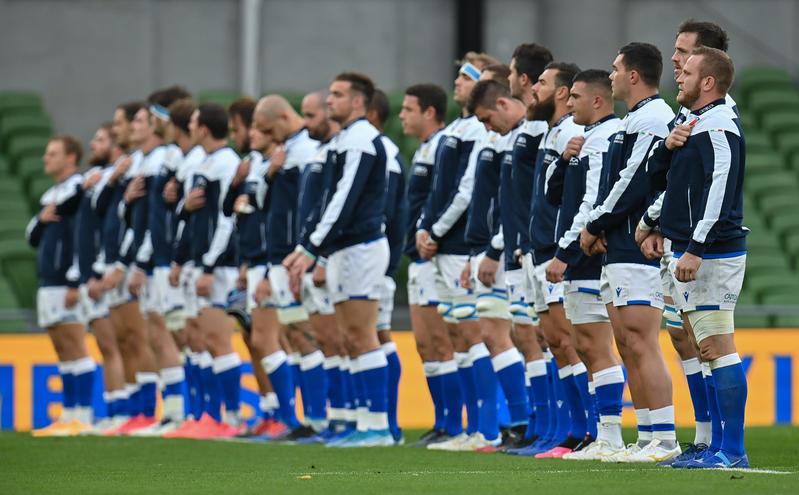 Rugby Autumn Cup: Francia Italia 36 5, azzurri senza scampo