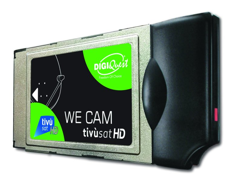 Digiquest WE CAM tivùsat HD ORO (Versione Sw 31.00.01.04.00.01)