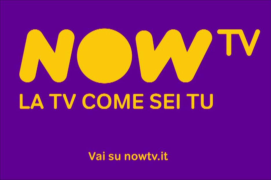 NOW TV, libertà di visione, energia e contenuti al centro della nuova campagna
