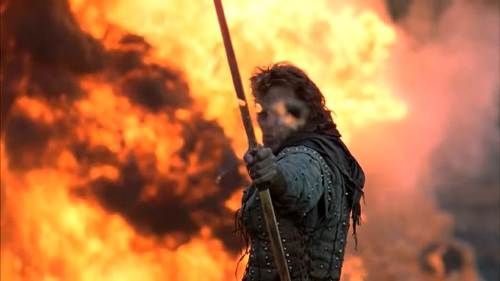 Robin Hood: Russell Crowe torna stasera su Rete 4 nei panni dell