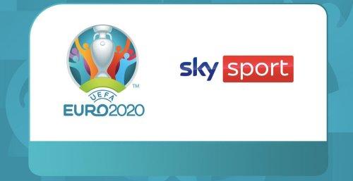 Sky Sport, Partite e Telecronisti #SkyEuro2020 del 15 Giugno