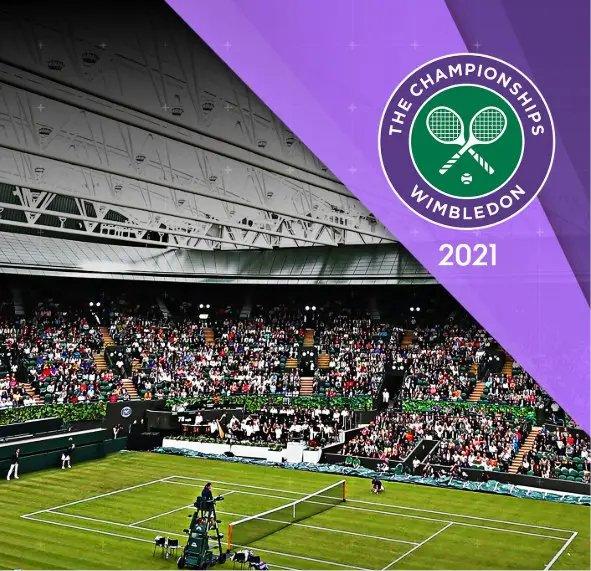 Wimbledon 2021 accende sul 205 Sky Sport Tennis (anche in 4K HDR) -  Digital-News