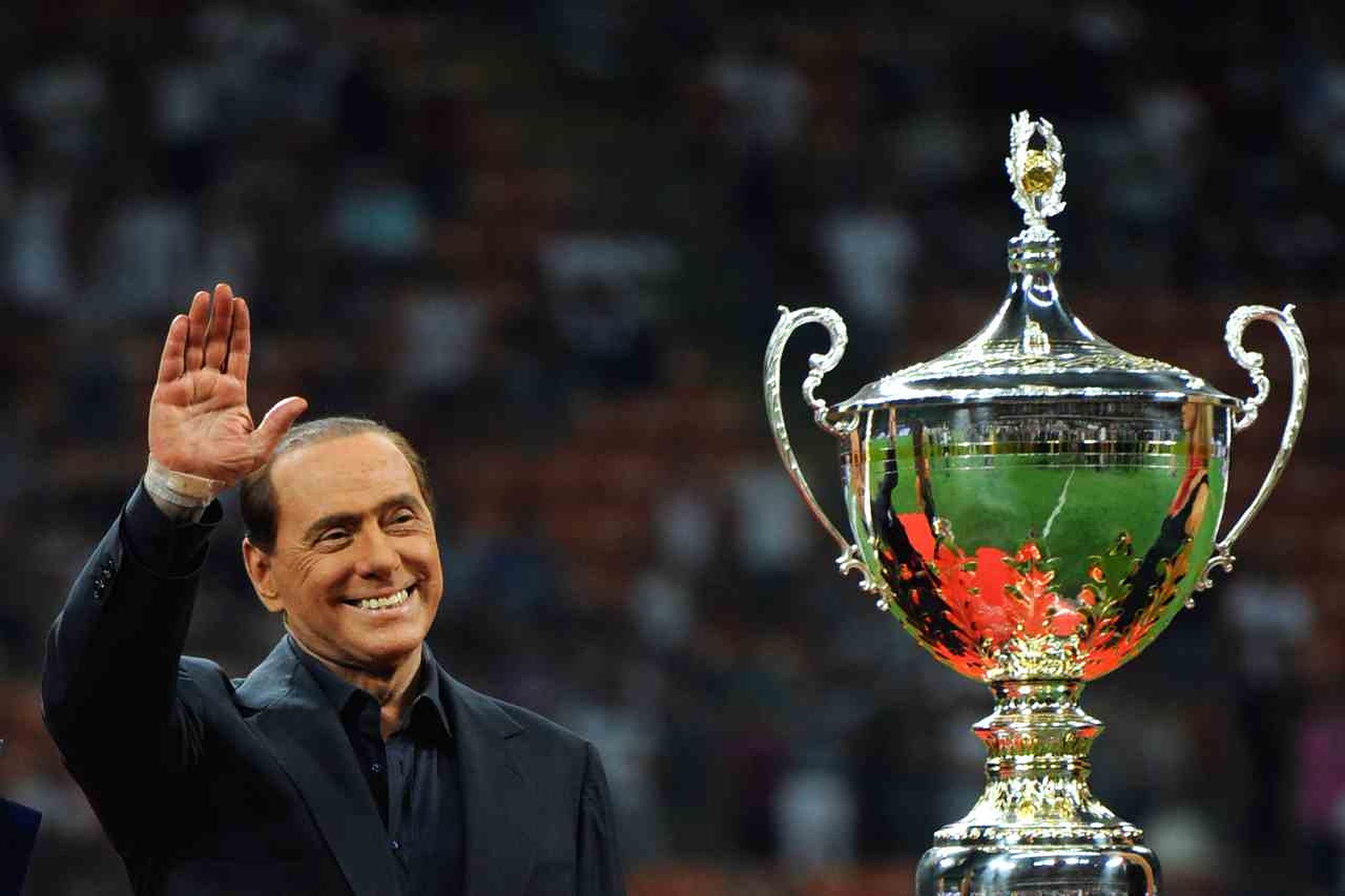 Calcio: Monza Juventus nel Trofeo Berlusconi 2021, diretta esclusiva Italia 1