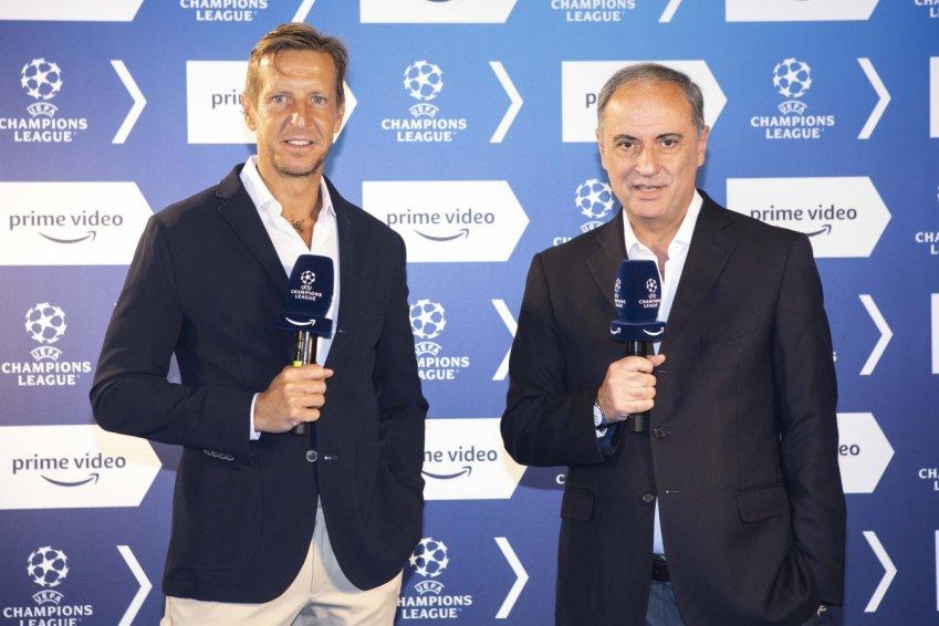 Champions League, Inter - Real Madrid (diretta esclusiva Amazon Prime Video Sport)