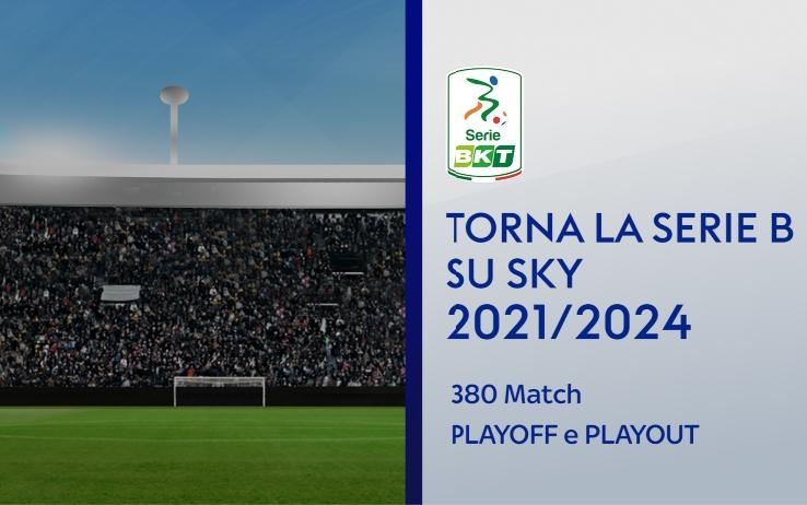 Sky Sport Serie B 2021/22 4a Giornata, Palinsesto Telecronisti NOW (10 - 12 Settembre)