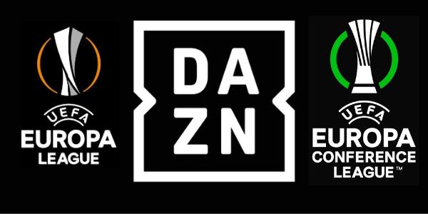 DAZN Europa e Conference League 2021/22 Diretta 1a Giornata, Palinsesto Telecronisti