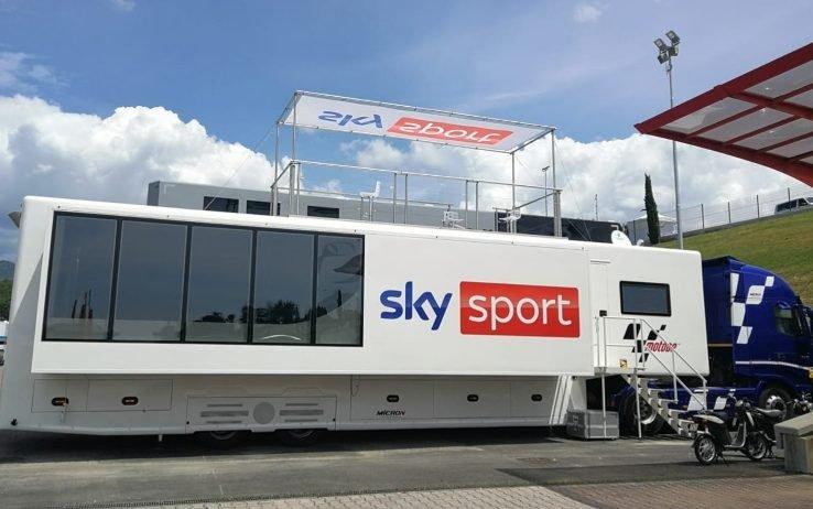 MotoGP e Superbike ancora su Sky per i prossimi 4 anni, acquisiti i diritti fino al 2025