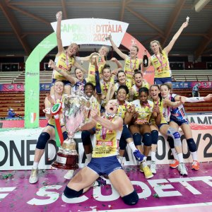 Volley, Serie A1 Femminile 2021/2022: classifica e risultati della regular season