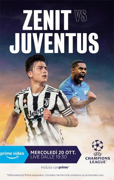 Amazon Prime Video: «Il nostro calcio tra gare personalizzate e dietro le quinte»