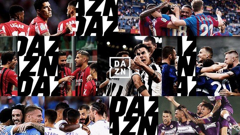 DAZN: «Soddisfatti da clima di collaborazione con Lega Serie A»