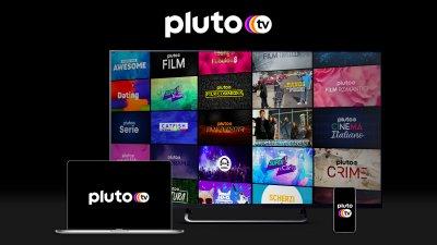 Pluto Tv in Italia con 40 canali esclusivi e migliaia di ore di programmazione
