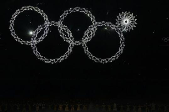 Sochi 2014 - XXII Giochi Olimpici Invernali - Pagina 2 4cerchi
