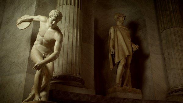 Musei Vaticani 3D: nei cinema del mondo la produzione originale Sky Italia