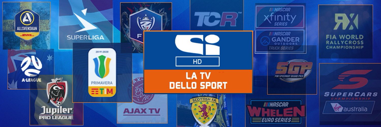 Sportitalia, Palinsesto Calcio dal 4 al 7 Ottobre