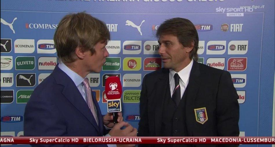 Sky Sport HD Qualificazioni Euro2016 7a giornata Programma e Telecronisti
