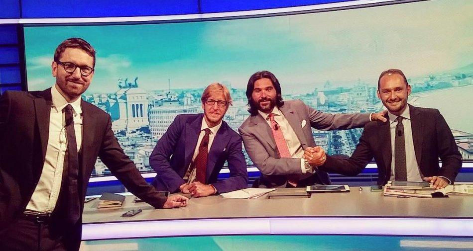 Serie A Sky Sport Diretta Recupero 27a Giornata - Palinsesto e Telecronisti Calcio #NuovoInizio