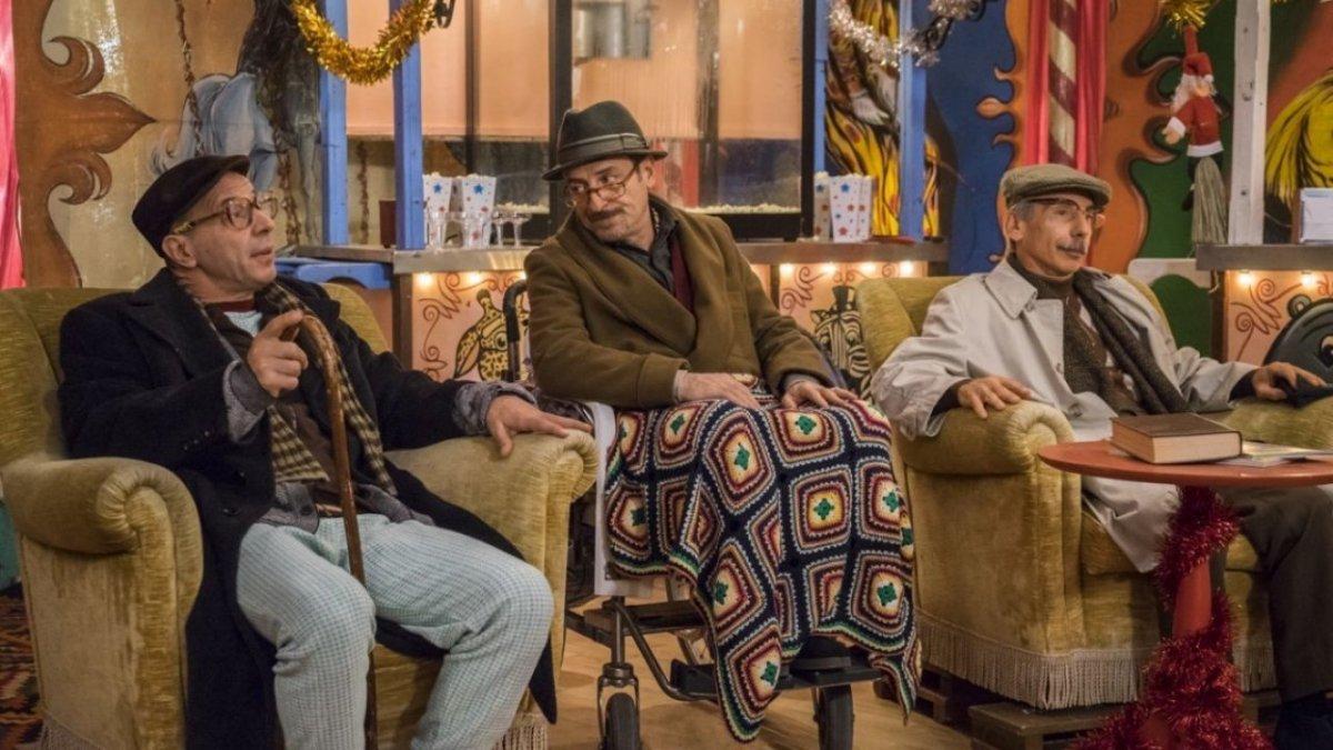 Giovedi 7 Dicembre sui canali Sky Cinema HD e Sky 3D