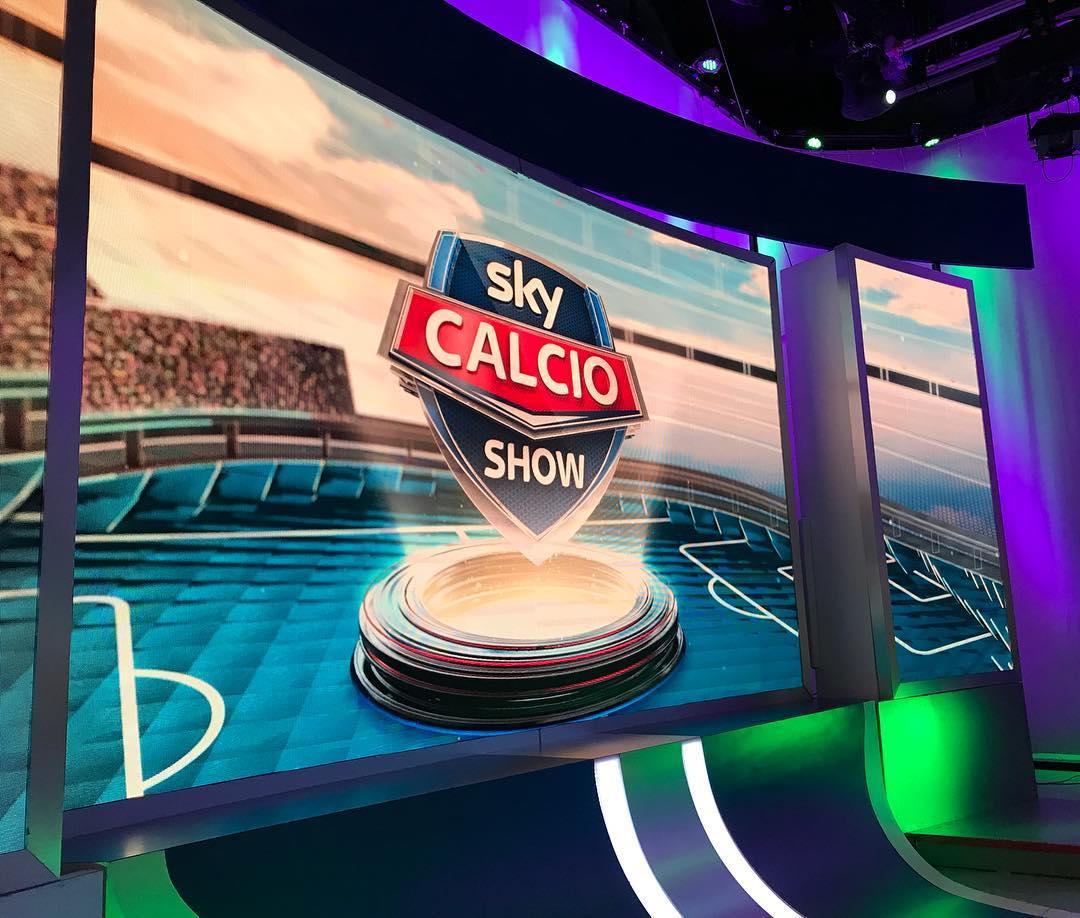Serie A Sky Sport Diretta 27a Giornata - Palinsesto e Telecronisti Calcio #NuovoInizio