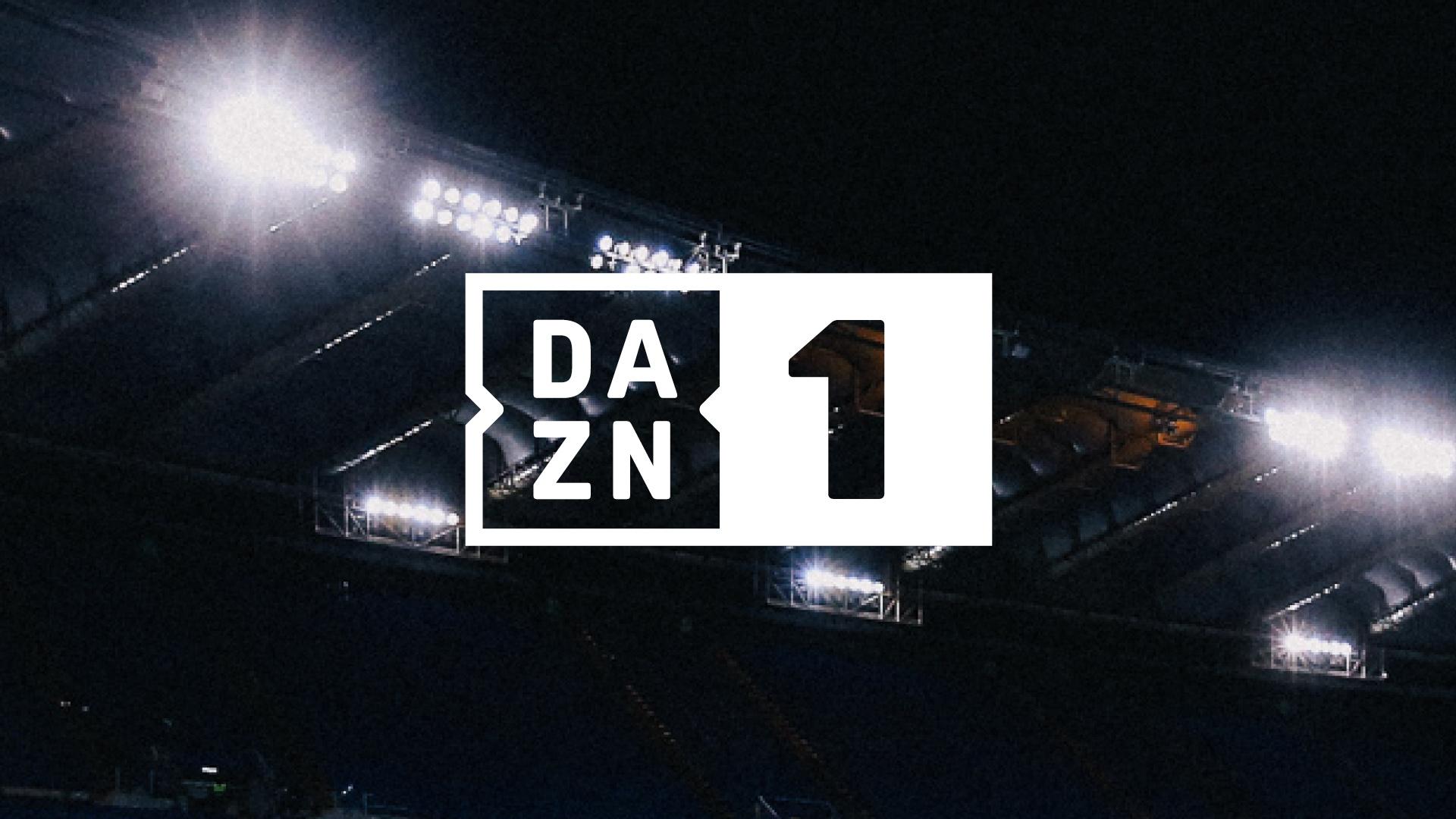 DAZN 1 (canale 209 Sky Sport), Palinsesto dal 6 al 12 Novembre