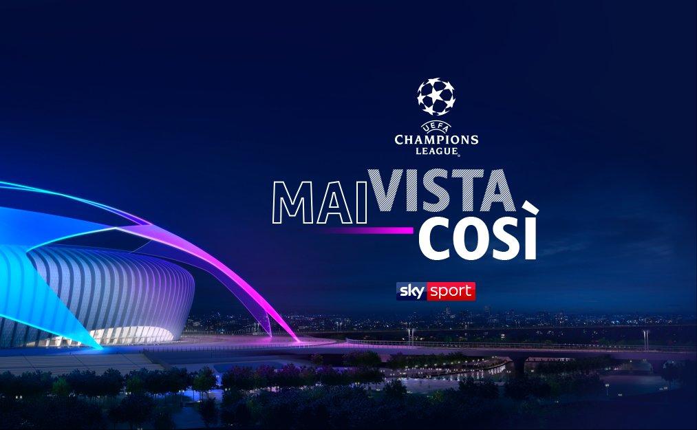 Sky Sport Diretta Champions, Quarti - Finals 2020, Palinsesto Telecronisti