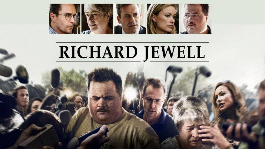 Sabato 6 Marzo 2021 Sky e Premium Cinema, Richard Jewell