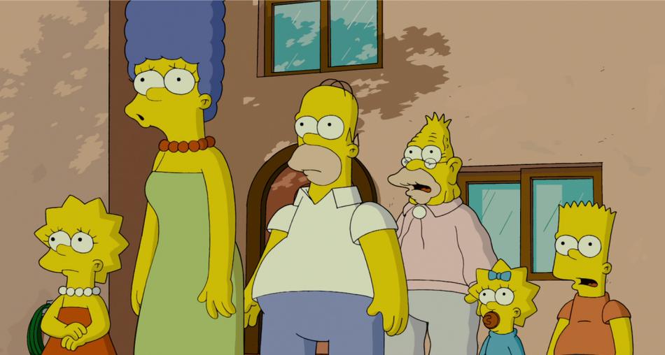 Martedi 2 Giugno sui canali Sky Cinema HD e Sky 3D | #SimpsonIlFilm