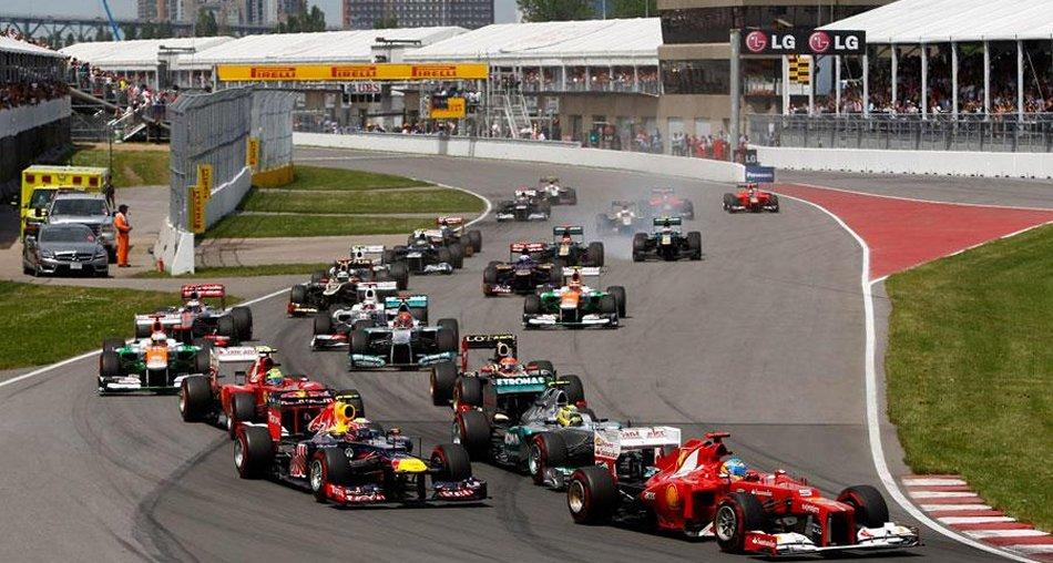 Sky Sport F1 HD, Gp Canada Palinsesto 4 - 7 Giugno 2015 #SkyMotori