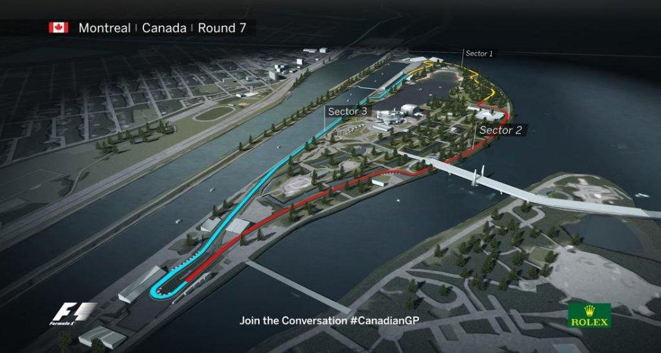 F1 Canada 2015, Prove Libere | Diretta Sky Sport F1 HD