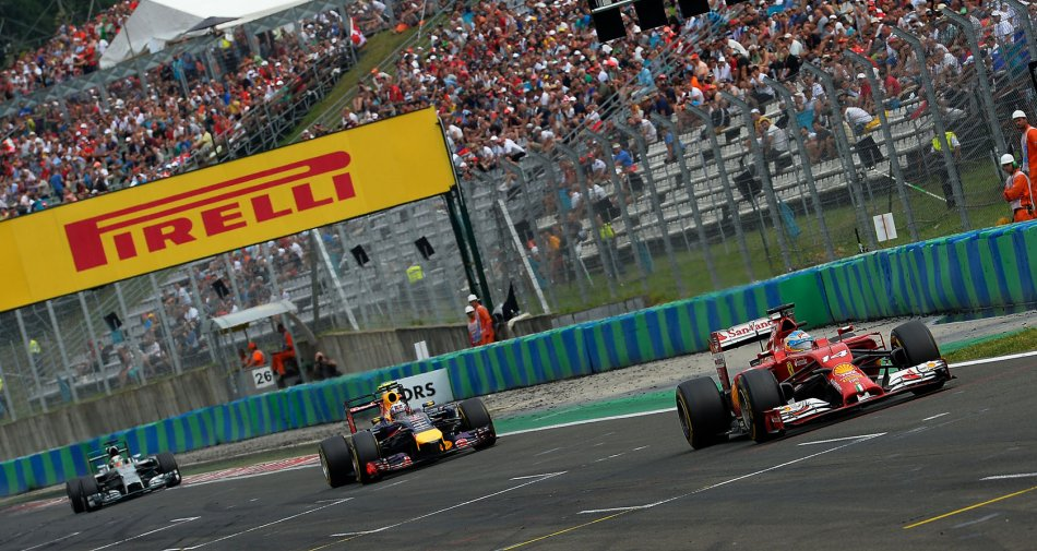 Sky Sport F1 HD, Gp Ungheria Palinsesto 23 - 26 Luglio 2015 #SkyMotori