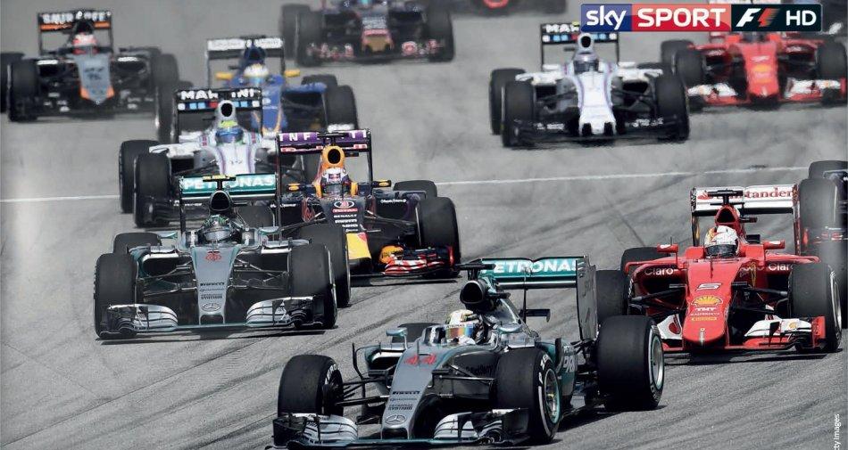 Sky Sport F1 HD, Gp Belgio Palinsesto 20 - 23 Agosto 2015 #SkyMotori