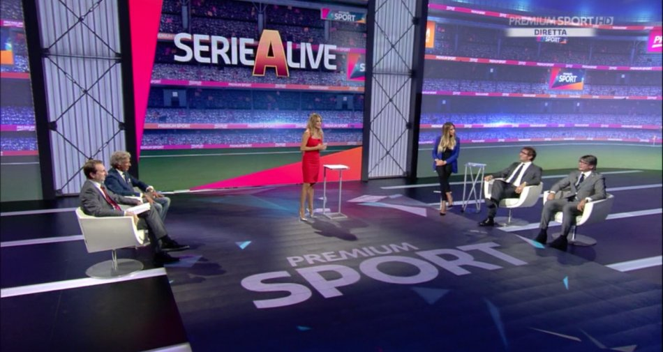 Premium Mediaset, Serie A 4a Giornata - Programma e Telecronisti
